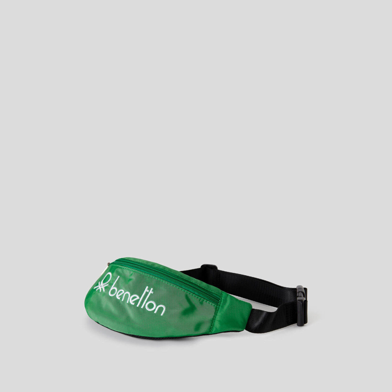 Bum bag with logo