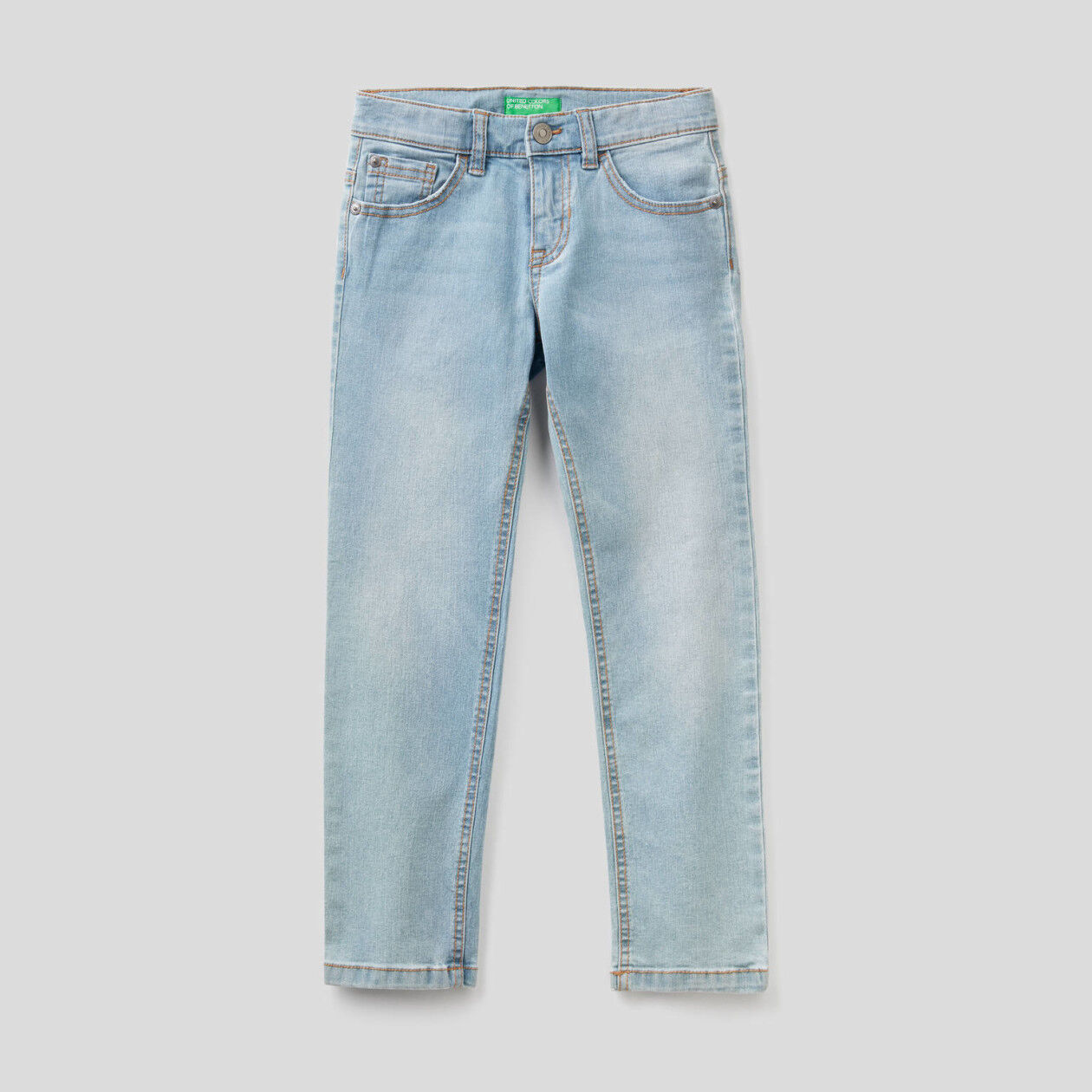 """Eco-Recycle"" slim fit jeans"