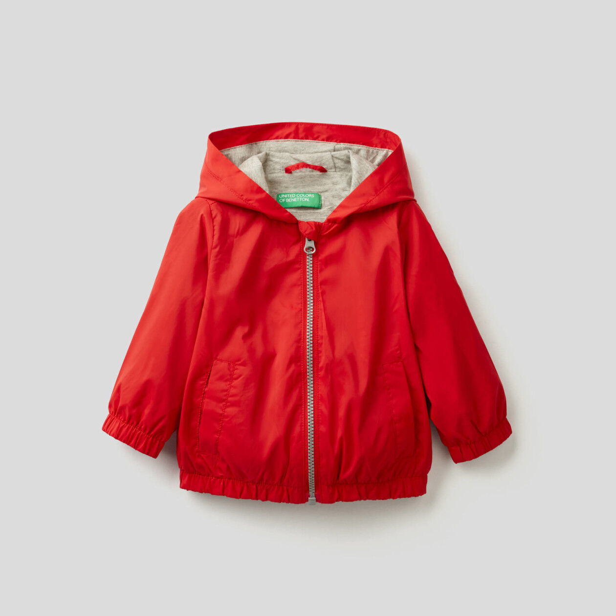 """Rain Defender"" jacket with hood"